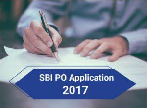 SBI PO 2017 Exam Dates, Notification, Apply Online - sbi.co.in