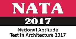 NATA 2017- Apply Online, Eligibility, Exam Dates, Pattern @ nata.nic.in