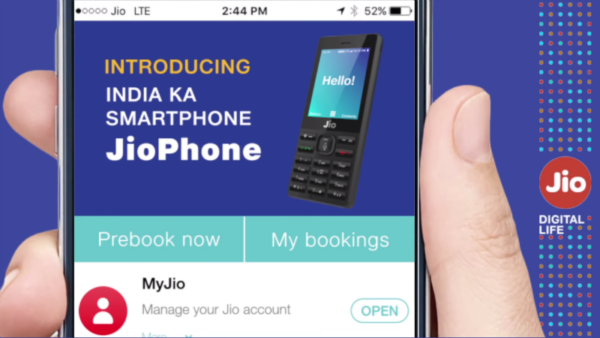 JIO Phone Booking Online Phase 2