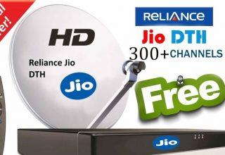 Jio dth booking online offer