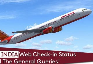 Air India web check in