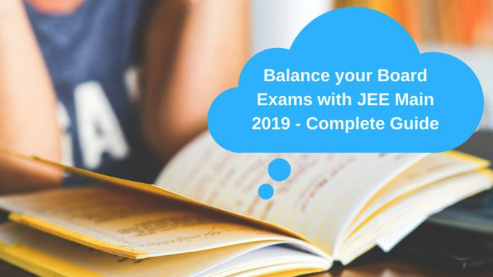 JEE Main 2019 Exam to be conducted by NTA