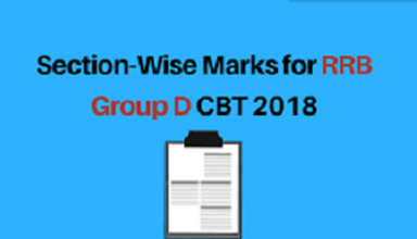 RRB Group D CBT Admit card