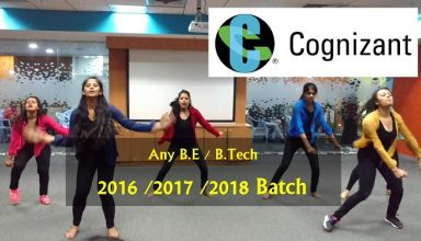 CTS Off Campus Recruitment Drive for 2018 Batch across India