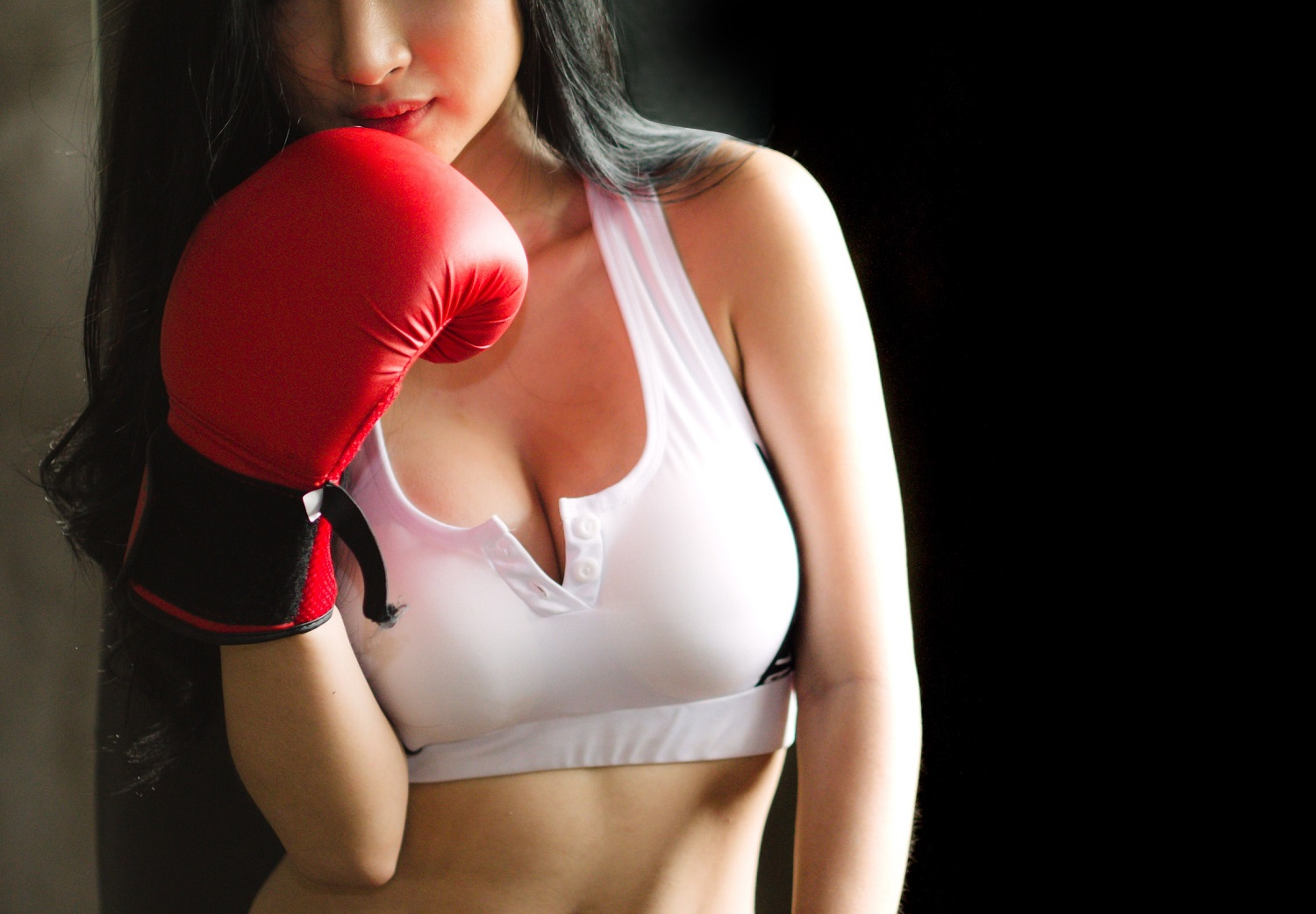 Boxing Gears with sexy look