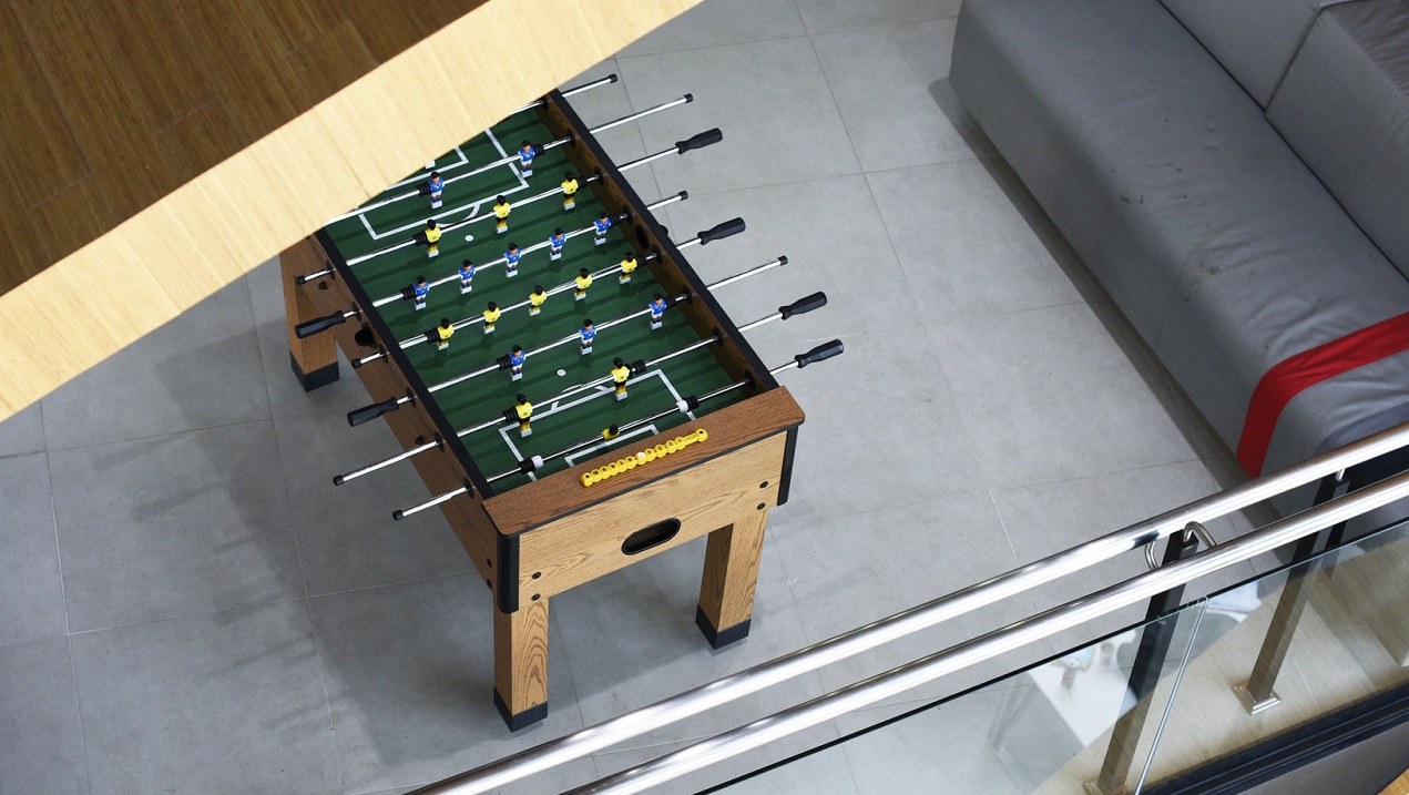Ultimate Table Game How to Play Foosball