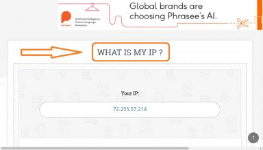 What is my IP: Basic Things to Know About IP Address?