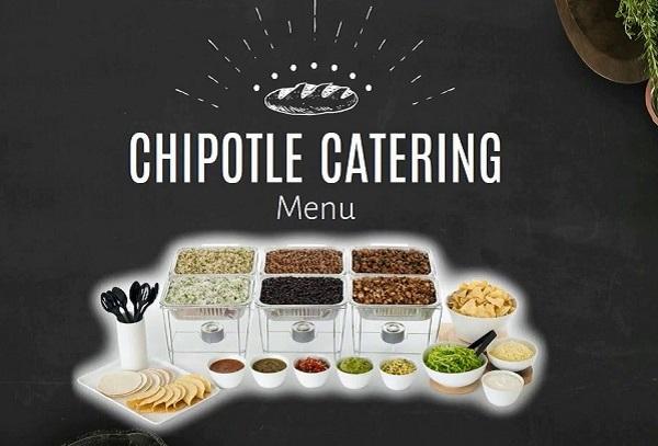Chipotle catering - Geek-Week