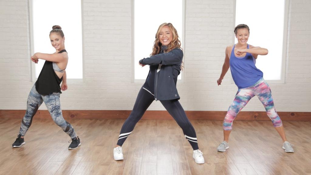 Dancing Workout