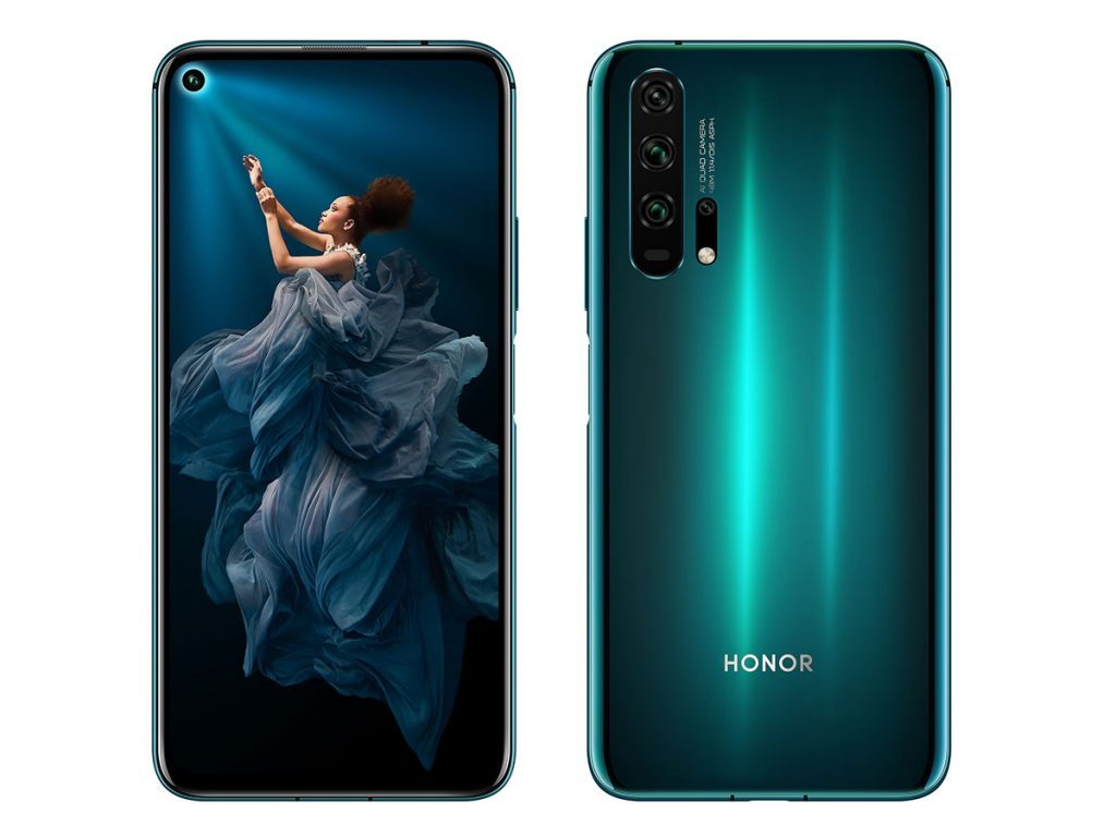 HONOR 20 Pro reviews new